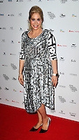 Brix Smith Start  attends the WGSN Global Fashion Awards at the Victoria & Albert Museum on October 30, 2013 in London, England