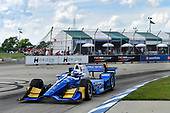 Verizon IndyCar Series<br /> Chevrolet Detroit Grand Prix Race 2<br /> Raceway at Belle Isle Park, Detroit, MI USA<br /> Sunday 4 June 2017<br /> Scott Dixon, Chip Ganassi Racing Teams Honda<br /> World Copyright: Scott R LePage<br /> LAT Images<br /> ref: Digital Image lepage-170604-DGP-11414