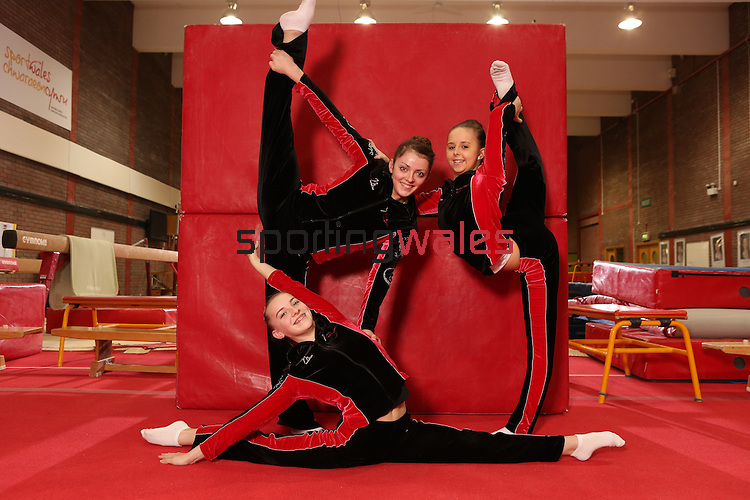 Welsh Gymnastics.21.03.13.©Steve Pope