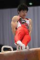 Koji Yamamuro (JPN), JULY 2nd, 2011 - Artistic gymnastics : Japan Cup 2011 .Men's Team Competition Floor Exercise at Tokyo Metropolitan Gymnasium, Tokyo, Japan. (Photo by YUTAKA/AFLO SPORT)