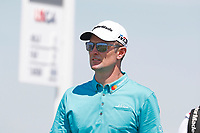 Justin Rose (ENG) walks the first hole during the third round of the 118th U.S. Open Championship at Shinnecock Hills Golf Club in Southampton, NY, USA. 16th June 2018.<br /> Picture: Golffile | Brian Spurlock<br /> <br /> <br /> All photo usage must carry mandatory copyright credit (&copy; Golffile | Brian Spurlock)