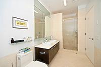 NYC Bathroom at 52 Thomas Street