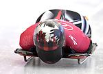 Elisabeth Vathje (CAN). Skeleton training. Alpensia sliding centrePyeongchang2018 winter Olympics. Alpensia. Republic of Korea. 13/02/2018. ~ MANDATORY CREDIT Garry Bowden/SIPPA - NO UNAUTHORISED USE - +44 7837 394578