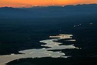Lake Pueblo sunset. Aug 8, 2014. 811806