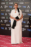 Rossy de Palma attends the photocall of the 29th edition of 'Los Goya' cinematic awards at the Auditorium Hotel, Madrid, Spain. February 7, 2015 Photo by Marta Gonzalez/ DyD Fotografos-DYDPPA  PHOTOCALL3000