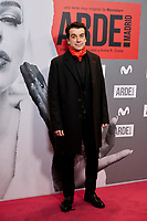 Javier Veiga attends to ARDE Madrid premiere at Callao City Lights cinema in Madrid, Spain. November 07, 2018. (ALTERPHOTOS/A. Perez Meca) /NortePhoto.com