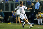 19 September 2014: North Carolina's Tyler Engel. The Duke University Blue Devils hosted the University of North Carolina Tar Heels at Koskinen Stadium in Durham, North Carolina in a 2014 NCAA Division I Men's Soccer match. Duke won the game 2-1.