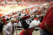 NC State University vs Princeton at the RBC Center, Raleigh, NC, Wednesday, November 16, 2011. .