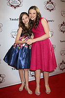 LOS ANGELES - APR 9:  Hadley Robertson, Delaney Robertson at The Taste Awards at La Peer Hotel on April 9, 2018 in West Hollywood, CA