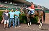 Bellagio winning at Delaware Park on 10/3/13