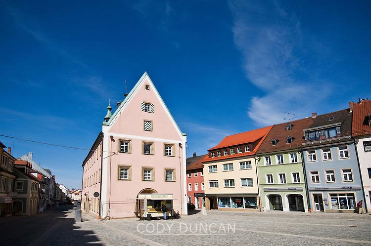 Rathaus - City Hall, Auerbach in der Oberpflaz, Bavaria, Germany