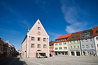 Rathaus - City Hall, Auerbach in der Oberpflaz, Bavaria, Germany