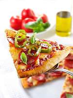 Pepperoni pizzas slice photos. Funky Stock pizzas photos