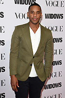 "Reggie Yates<br /> arriving for the ""Widows"" special screening in association with Vogue at the Tate Modern, London<br /> <br /> ©Ash Knotek  D3457  31/10/2018"