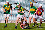 Kerry's Daniel Collins in the Allianz Hurling League Division 2A Final, Westmeath v Kerry. Gaelic Grounds, Limerick, Saturday 4th April 2015.