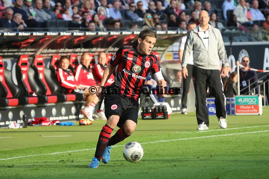 Sebastian Jung (Eintracht)  - Eintracht Frankfurt vs. 1. FC Nuernberg,