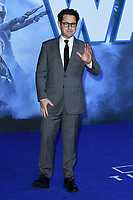 "J.J. Abrams<br /> arriving for the ""Star Wars: The Rise of Skywalker"" premiere at the Cineworld Leicester Square, London.<br /> <br /> ©Ash Knotek  D3545 17/12/2019"