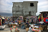 Port au Prince, Haiti, April 20, 2010.Cité Soleil is one of the world's poorest shantytown, home to almost half a million people.