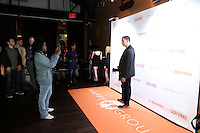 Happy Groups Launch Party at the Luxe Lounge at Lucky Strike, on May 22 in New York City.