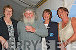 At the captains and Presidants prize night at Castlegregory golf and fishing club were