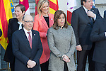 Susana Diaz, president of Andalucia, during the meeting with the Presidents of 17 autonomous governments at the Senate in Madrid, January  17, 2017. (ALTERPHOTOS/Rodrigo Jimenez)