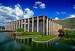 Palácio do Itamarati em Brasília. 1999. Foto de Juca Martins.