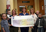 Special Baby Care Unit cheque Presentation
