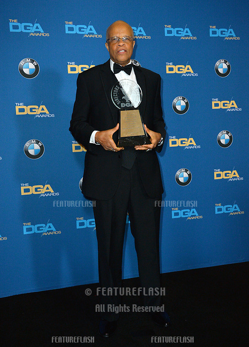 Dwight Williams at the 70th Annual Directors Guild Awards at the Beverly Hilton Hotel, Beverly Hills, USA 03 Feb. 2018<br /> Picture: Paul Smith/Featureflash/SilverHub 0208 004 5359 sales@silverhubmedia.com