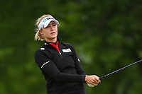 Nelly Korda (USA) watches her tee shot on 12 during the round 2 of the KPMG Women's PGA Championship, Hazeltine National, Chaska, Minnesota, USA. 6/21/2019.<br /> Picture: Golffile | Ken Murray<br /> <br /> <br /> All photo usage must carry mandatory copyright credit (© Golffile | Ken Murray)