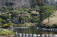 Suizen-ji garden - Kumamoto, Japan