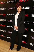 Sharon Osbourne  - MAC launch at Selfridges, London. 09/06/2014 Picture by: James Smith / Featureflash