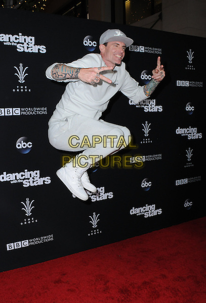 22 November 2016 - Los Angeles, California. Vanilla Ice. ABC's &quot;Dancing With The Stars&quot; Season 23 Finale held at The Grove. <br /> CAP/ADM/BT<br /> &copy;BT/ADM/Capital Pictures