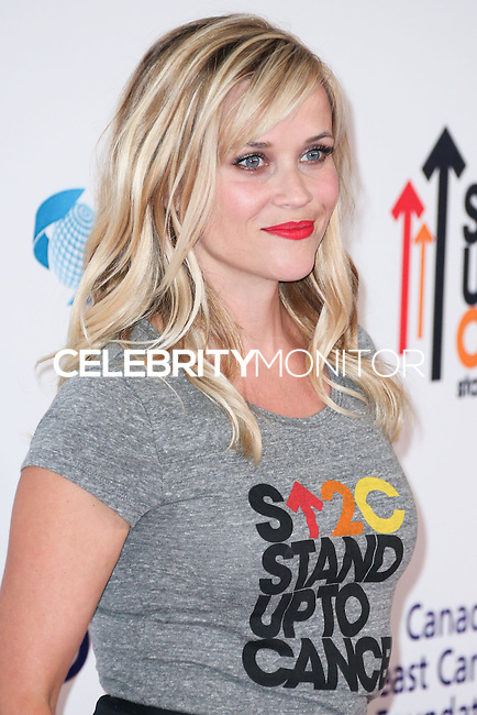 HOLLYWOOD, LOS ANGELES, CA, USA - SEPTEMBER 05: Actress Reese Witherspoon arrives at the 4th Biennial Stand Up To Cancer held at Dolby Theatre on September 5, 2014 in Hollywood, Los Angeles, California, United States. (Photo by Xavier Collin/Celebrity Monitor)