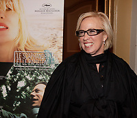 Montreal (Qc) CANADA, November 1st 2007-<br /> <br /> EMMANUELLE DEVOS, the CINEMANIA 2007 film festival<br /> Honorary President together with the director and actress Anne Le Ny will present the North American premiere of their film CEUX QUI RESTENT<br /> <br /> photo : Pierre Roussel (c)  Images Distribution