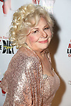 Renee Taylor backstage at after a performance in 'My Life On A Diet' on July 19, 2018 at the Theatre at St. Clements in New York City.