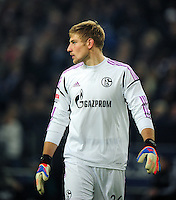 FUSSBALL   1. BUNDESLIGA    SAISON 2012/2013    11. Spieltag   FC Schalke - 04 Werder Bremen                              10.11.2012 Lars Unnerstall (FC Schalke 04)