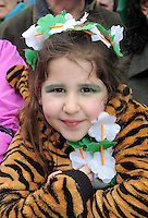 17-03-2014: Sarah Caldwell  St. Patrick's Day Parade in Killarney, Co. Kerry on Monday. Picture: Eamonn Keogh (MacMonagle, Killarney)