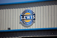 Pictured: Exterior view of the Lewis factory. Friday 26 May 2017<br /> Re: Lewis Pie and Pasty Company which has gone into halal products in Swansea, Wales, UK