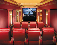 Red Home Theater