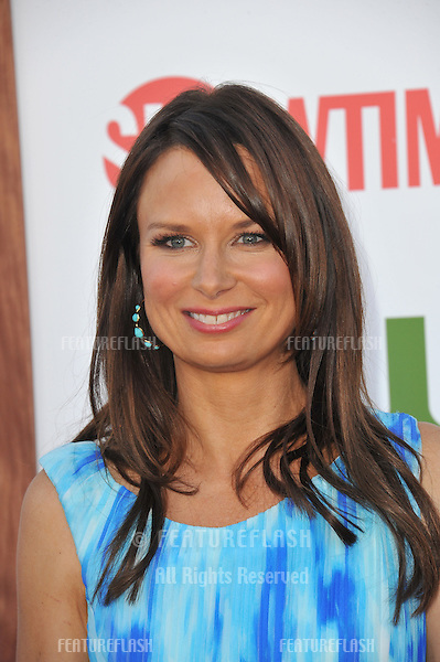 Mary Lynn Rajskub, star of How to be a Gentleman, at the CBS Summer 2011 TCA Party at The Pagoda, Beverly Hills..August 3, 2011  Los Angeles, CA.Picture: Paul Smith / Featureflash