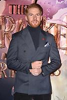 Neil Jones<br /> 'The Nutcracker and the Four Realms' European Film Premiere at Westfield, London, England  on November 01,  2018.<br /> CAP/PL<br /> &copy;Phil Loftus/Capital Pictures