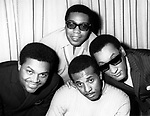 Four Tops 1966.© Chris Walter.