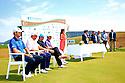 Prize presentation, European Challenge Tour, Azerbaijan Golf Challenge Open 2014, Azerbaijan National Golf Club, Quba, Azerbaijan. (Picture Credit / Phil Inglis)