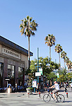 Third Street Promenade, Santa Monica, California, CA, USA