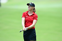 SINGAPORE - MARCH 03: Amy Olson of USA on the 12th fairway during the final round of the HSBC Women's World Championship 2019 at Sentosa Golf Club - Tanjong Course, Singapore on March 03, 2019.<br /> .<br /> .<br /> .<br /> (Photo by: Naratip Golf Srisupab/SEALs Sports Images)<br /> .<br /> Any image use must include a mandatory credit line adjacent to the content which should read: Naratip Golf Srisupab/SEALs Sports Images