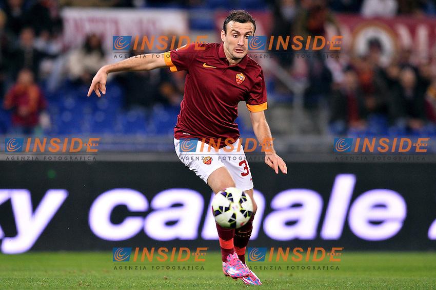Vasilis Torosidis Roma <br /> Roma 29-10-2014 Stadio Olimpico, Football Calcio Serie A 2014/2015 AS Roma - Cesena. Foto Antonietta Baldassarre / Insidefoto
