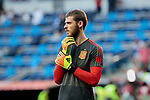 Spain national team player David de Gea during UEFA EURO 2020 Qualifier match between Spain and Sweden at Santiago Bernabeu Stadium in Madrid, Spain. June 10, 2019. (ALTERPHOTOS/A. Perez Meca)