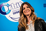"Manuela Velasco attends to the presentation of the ""Proyecto Sonrisas"" at Gran Teatro Principe Pio in Madrid. March 23, 2017. (ALTERPHOTOS/Borja B.Hojas)"