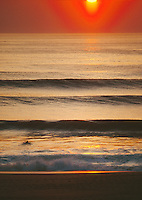 Sunset, Hossegor, France..photo:  joliphotos.com