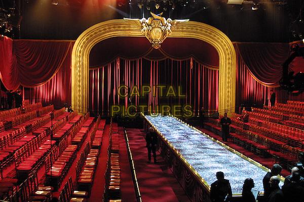 9th Annual Victoria's Secret Fashion Show Inside.Lexington Avenue Armory.stage.www.capitalpictures.com.sales@capitalpictures.com.©Capital Pictures